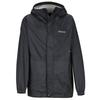 Marmot KID' S PRECIP ECO JACKET Barn - BLACK