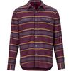 Marmot ZEPHYR COVE MID WT FLANNEL LS Herr - FIG