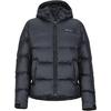 Marmot WM' S GUIDES DOWN HOODY Dam - BLACK