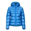 Marmot WM' S HYPE DOWN HOODY Dam - CLEAR BLUE