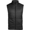 Icebreaker MENS COLLINGWOOD VEST Herr - BLACK