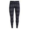 Icebreaker 250 VERTEX LEGGINGS CRYSTALLINE Dam - MIDNIGHT NAVY