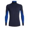 MENS 260 ZONE LS HALF ZIP 1