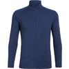Icebreaker MENS VICTORY LS ZIP Herr - ESTATE BLUE