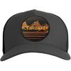 Icebreaker UNISEX ICEBREAKER GRAPHIC HAT Unisex - MONSOON/BLACK