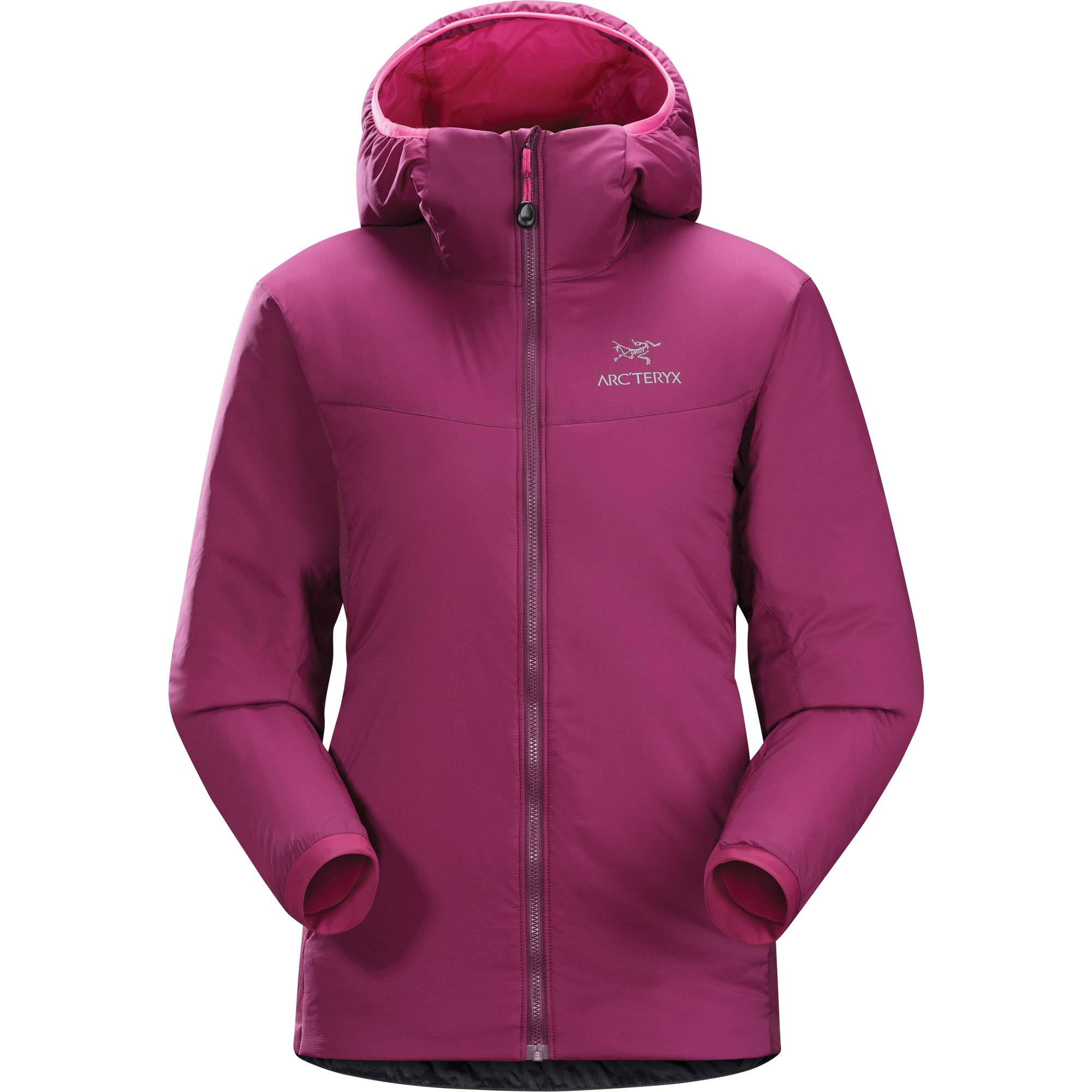 Arc'teryx Atom LT Hoody Frauen Gr. XS - Übergangsjacke - pink-rosa 269210