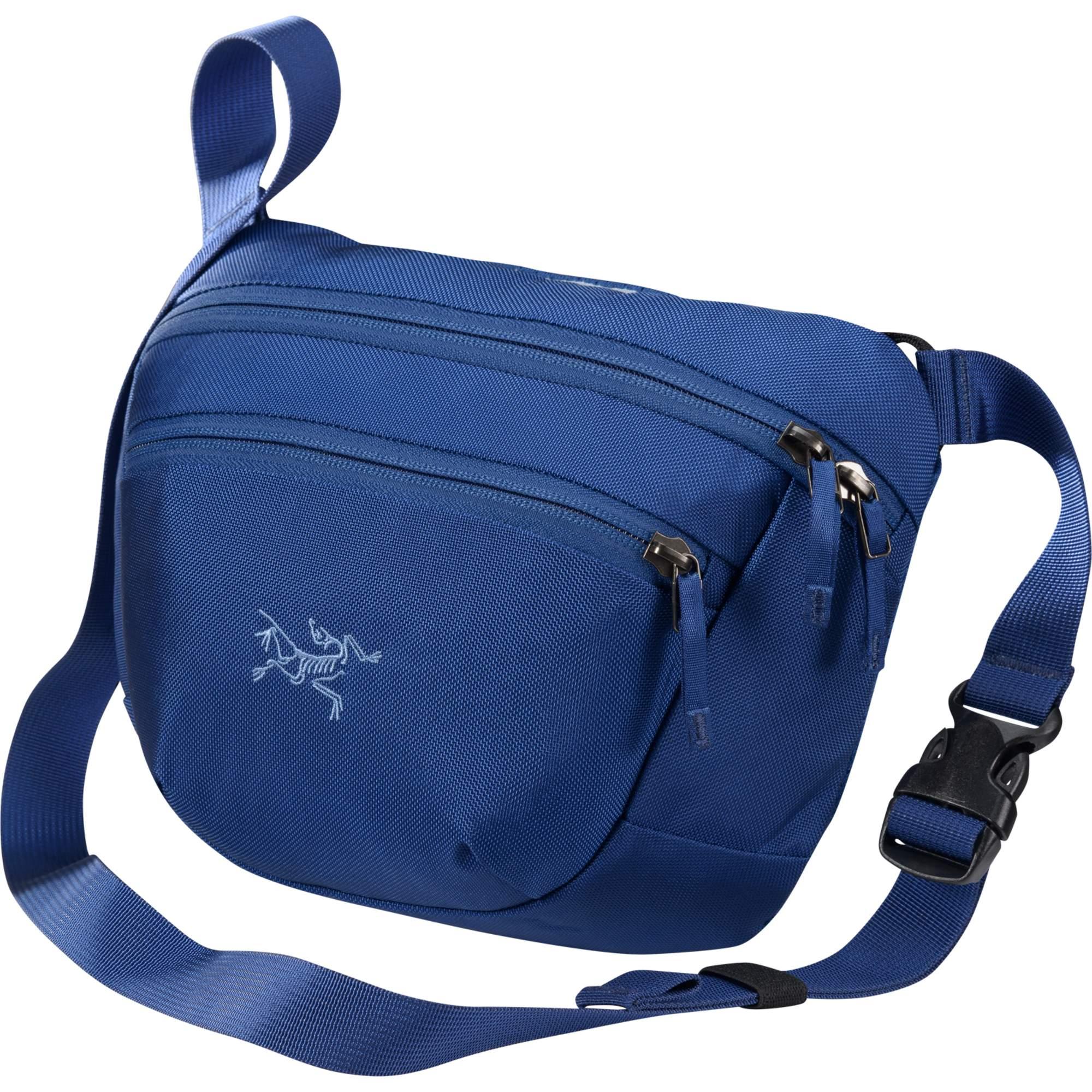 Arc'teryx Maka 2 Waistpack - Umhängetasche - blau / olympus blue