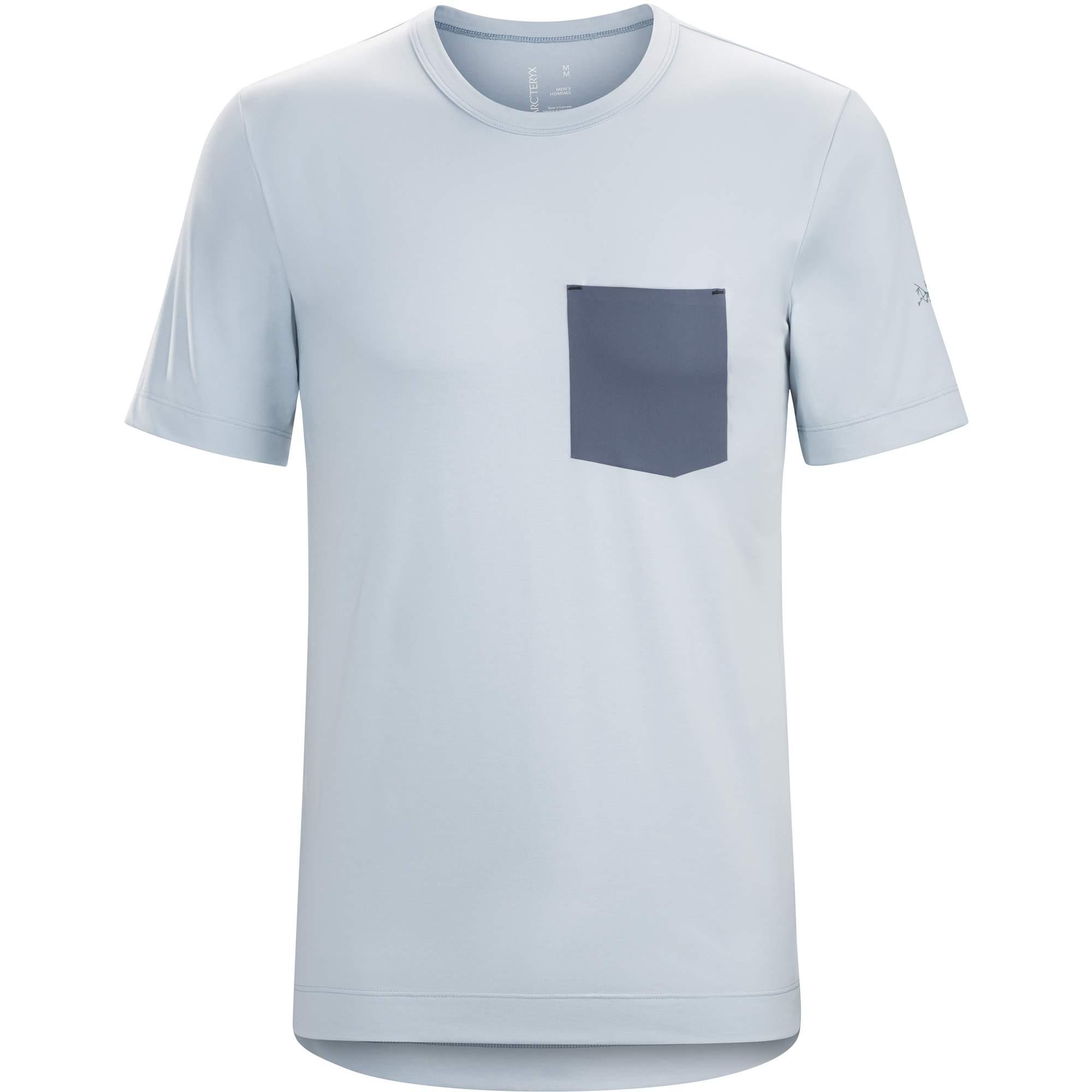 Arc'teryx Anzo T-Shirt Männer Gr. S - Funktionsshirt - grau