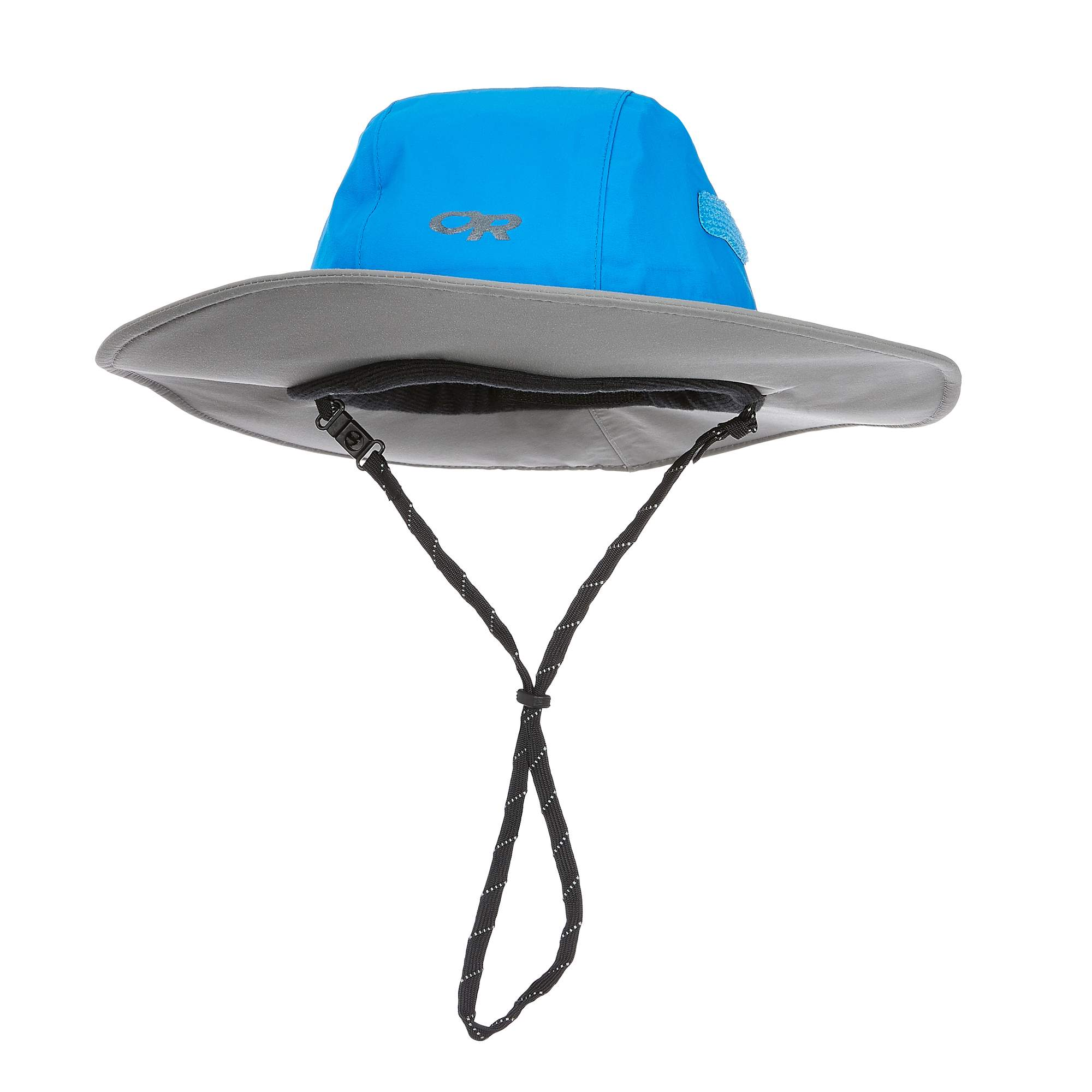 Outdoor Research Seattle Sombrero Kinder Gr. 47-51cm - Hut - blau|grau 264410 1215